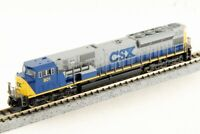 KATO N-Scale 176-5504 EMD SD80MAC CSX #801 made in JAPAN !!