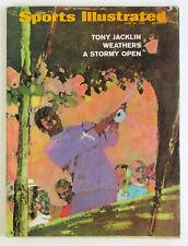 1970 TONY JACKLIN US Open Winner SPORTS ILLUSTRATED Golf Champion June 29 Britis