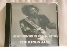 JIMI HENDRIX & B.B. KING The Kings Jam Live 1968 Elvin Bishop Al Kooper CD-R