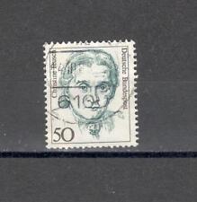 GERMANIA 1136 - FEDERALE 1986 DONNE CELEBRI - MAZZETTA  DI 25 - VEDI FOTO