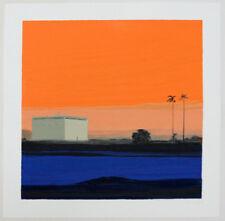 Sigrid Nienstedt (*1962), Siebdruck, 1999, 60 x 60 cm, handsigniert