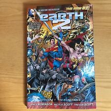 DC COMICS EARTH 2 THE NEW 52 ! TPB N° 1 Superman Wonder Woman Batman