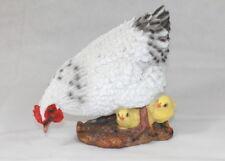 Dekofigur Henne Küken Huhn Hühner Ostern Deko Gartendeko  Türdeko Gartenfigur