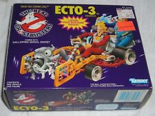 The Real Ghostbusters Ecto-3 Vehicle Kenner Toy 1986 Sealed Box With Ghost Misb