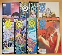 New X-Men issues 123-127 & 130-133 (Marvel comic lot/run) 124 125 126 131 132