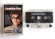 Jeremy Clarkson's Laughing Gear Cassette - Ben Elton, Peter Cook, Alan Partridge