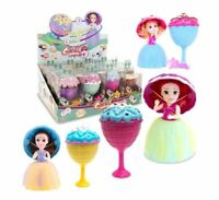 Lot of 3 Gelato Surprise Princess Scented Doll One picked at Random Vary Color