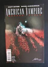 American Vampire Second Cycle #2 - Vertigo - COMICS # 3C13