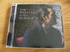 CD Album: Tim Wheeler : Lost Domain