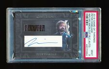 PSA 9 PETER DINKLAGE TYRION LANNISTER 2019 GAME OF THRONES SHIRT AUTOGRAPH AUTO