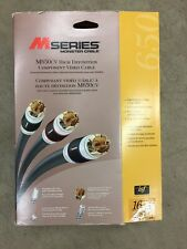 Monster RCA Cable M650CV High Definition Component Video Cable
