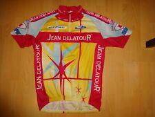 Biemme Jean Delatour Tour De France cycling jersey shirt size 6