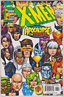UNCANNY X-MEN#376 VF/NM 2000 MARVEL COMICS