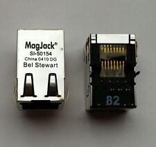 BEL-STEWART SI-50154 MAGJACK RJ-45 CONNECTORS (3 PCS)
