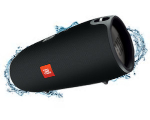 JBL Xtreme Portable Wireless Stereo Speaker- Black