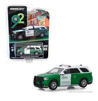 """Greenlight 1/64 2018 Dodge Durango Police """"Carabineros de Chile""""  Diecast 30079"""