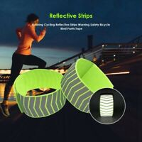 Warnung Armband Alarm für Radsicherheit Sport Tape Zyklische Reflexstreifen