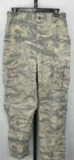 Air Force Camoflage Pattern Trousers Men's Utility Size 30