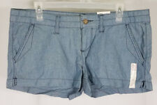NWT So blue Table & Tower Shortie hot pants micro shorts ladies juniors size 11