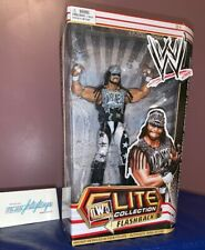 WWE Macho Man Randy Savage Elite Flashback Wrestling Figure Ringside Collectible
