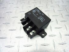 2009 08-16 BMW F800GS F800 OEM Cooling Fan Relay Switch Tested Works