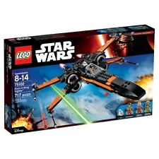 lego star wars first order poe x wing fighter 75102