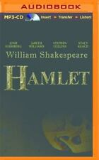 Hamlet (L. A. Theatre Works) by William Shakespeare (2016, MP3 CD, Unabridged)