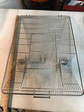 Lab Animal Rat Mice Snake Wire Feeding Breeding Cage Tops 24 1/2L X 16 3/8W