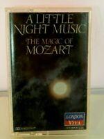 The Magic of MOZART Music Cassette A Little Night Music