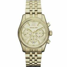 Ladies Michael Kors Lexington Chronograph Watch MK5556