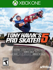 Tony Hawk Pro Skater 5 Xb1 (us Import) Game