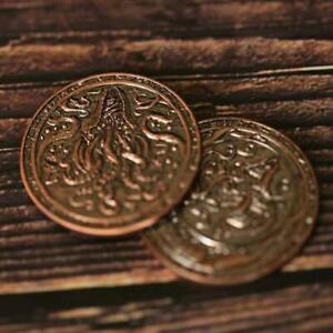 Cthulhu Mythos Young Hastur The King in Yellow Coin Game Coins version 3pc/box