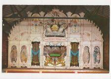Marenghi Showmans Organ Fakenham Norfolk Old Postcard 455a