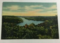 "VTG 1930s Mini Photographs Souvenir Pictures 3X2""Missouri Ozarks Lake Taneycomo"