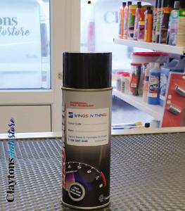 Aerosol Spray Paint Ford Panther Black  400 ML