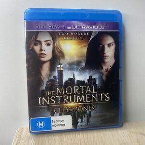 The Mortal Instruments - City Of Bones Blu-ray