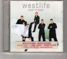 (HP620) Westlife, Coast To Coast - 2000 CD