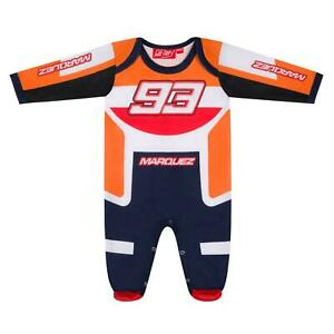 MotoGP Repsol Honda Marc Marquez Baby Replica Racing All in One | Multi | 2021