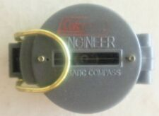 Coleman Engineer Lensatic Compass in Undamaged Working Condition