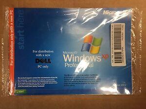 Windows XP Professional Betriebssystem mit Service Pack 2 (OEM) - Englisch