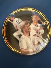 SPORTS IMPRESSIONS COLLECTOR PLATE DON MATTINGLY 23 NIB