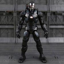 War Machine Iron Man Action Figur Avengers Film Movie DVD Statue Marvel Sammler