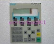 Siemens OP7 6AV3 607-1JC20-0AX1 button panel, operation panel
