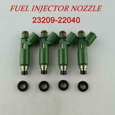 4pcs Fuel Injectors 23209-22040 23250-22040 For Toyota Celica Corolla Matrix MR2