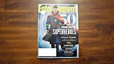 New Entertainment Weekly Magazine Dr. Strange 50 Most Powerful Superheroes