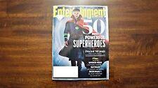 New Entertainment Weekly Magazine Dr. Strange 50 Most Powerful Superheroes