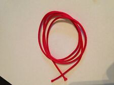 20 METRES  2MM RED NYLON ROMAN / VENETIAN BLIND / CRAFT -  CORD - SPARE PARTS