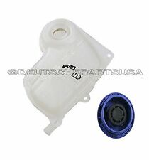 COOLANT EXPANSION TANK RESERVOIR + CAP for VW PASSAT AUDI A4 A6 8D0121403L