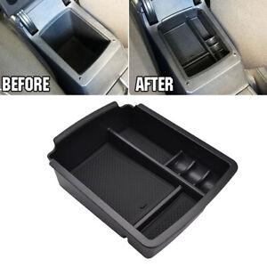 For VW Golf MK7 2013-2017 Armrest Storage Box Center Console Phone Holder Case