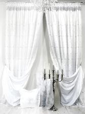 1 Vorhang *Romantique*, mit Pailletten & Stickerei, Einzelstück zum SONDERPREIS